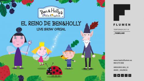 EL REINO DE BEN & HOLLY